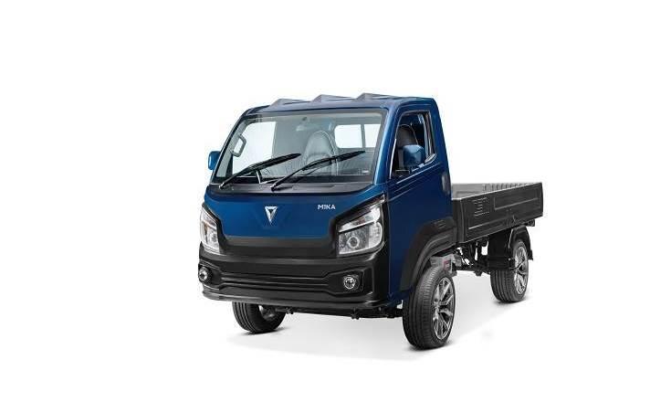 Omega Seiki Mobility M1KA SCV unveiled with 250km range