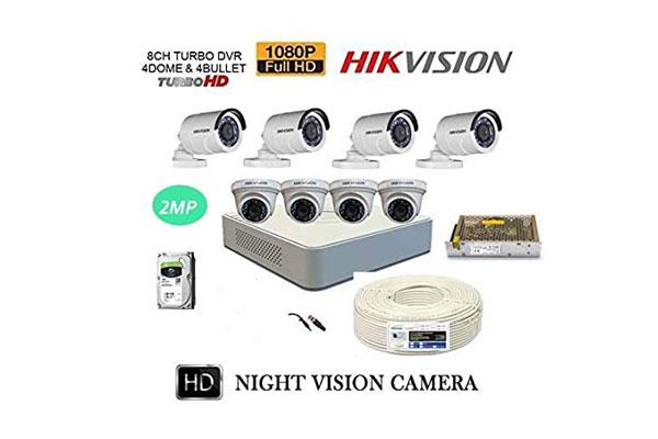 CCTV, Projectors, Walkie-Talkie 7