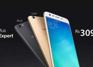 Oppo F3 Series is OPPO's first-ever dual selfie camera smartphone – One for Selfie and One for Group Selfies. (Photo/Oppo)