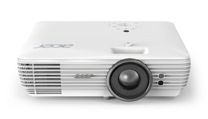 """""""With more than 8.3 million on-screen pixels, both the H7850 and V7850 feature TI XPR technology, which ensures fine image details. These projectors will allow users to enjoy the ultra-high resolution experience on the big screen without venturing out to the cinema,"""" said Acer. (Photo/Acer)"""