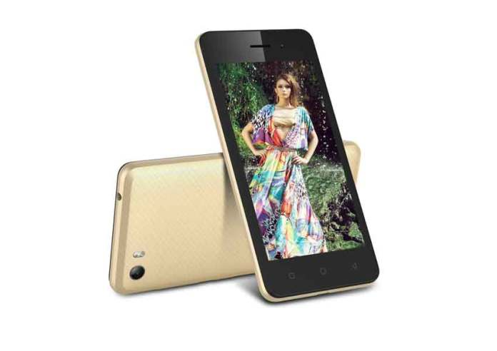 itel Wish A21 4G smartphone is backed by a 2,000 mAh battery which company claims to offer 24 hours of 2G talktime, 12-hour of 3G talktime, 8 hours of 4G talktime, and 182 hours of standby time. (Photo/itel)