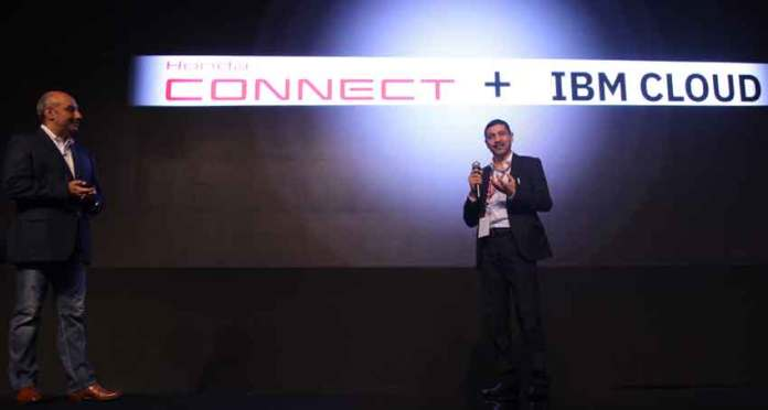 During India Cloud Forum, IBM announced partnership with Kalyan Jewellers and Honda Cars (Photo/IBM)