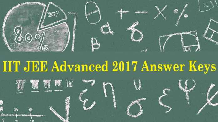 Some coaching institutes have released the IIT JEE Advanced 2017 Answer Keys but IIT is likely to officially release it on June 4, 2017 (Photo/TechObserver)