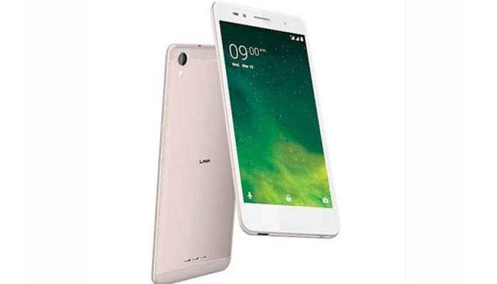 Powered by octa-core processor, Lava Z10 runs Android 6.0 Marshmallow (Photo/Lava)