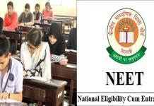 NEET 2017 Exams for undergraduate will be held tomorrow across India. (Representative Image)