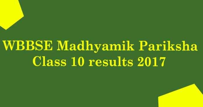 West Bengal Board of Secondary Education declared WBBSE Madhyamik Pariksha Class 10 results 2017 today (Photo/TechObserver)