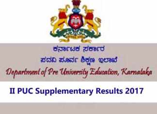 Now, the Karnataka II PUC supplementary results 2017 is available online at pue.kar.nic.in. Now the students can check their marks(Photo/Web)