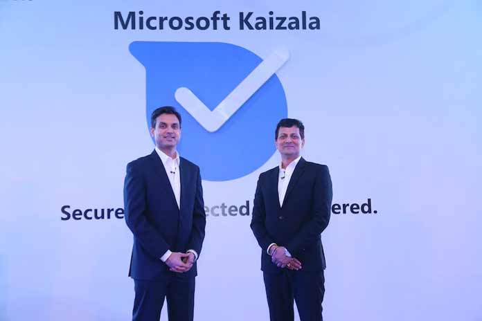 Kaizala is a mobile app specifically designed for Indians by Microsoft India. (Photo/Microsoft India)