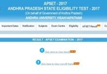 APSET 2017 results, APSET 2017, APSET 2017 Exam, APSET 2017 Cut Off, APSET 2017 qualify, Check APSET 2017 results, UGC, Teacher Eligibility, Professor Eligibility