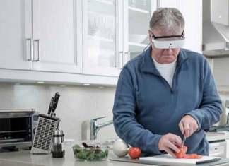 eSight 3, Australia, New Zealand, sophisticated low vision glasses, eSight 3 news, innovation in eye vision,