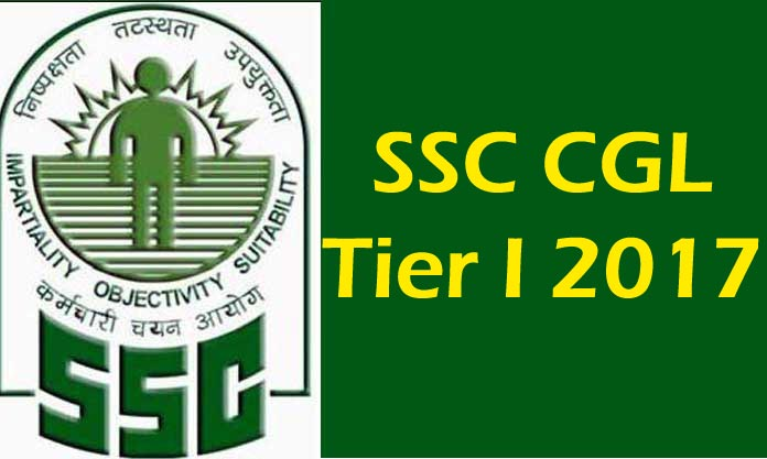 SSC CGL Tier I 2017, SSC CGL Tier I 2017 Results, Staff Selection Commission, SSC notification, Combined Graduate Level Examination, 2017 (Tier-I), Steps to check SSC CGL 2017 Exam Tier 1 Results