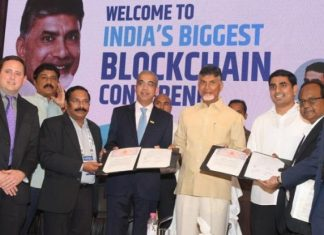Andhra Pradesh, Chandrababu Naidu, Blockchaina, Technology, Andhra News, AP News, Blockchain News, e-governance in India, e-gov, Blockchain for e-governance