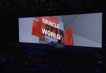 Oracle, Larry Ellison, Oracle Database 18c, Oracle autonomous database cloud, Oracle OpenWorld 2017, Oracle Open Warehouse Cloud, Oracle technology, Oracle news, Oracle, AWS, Amazon
