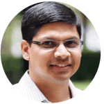 Anjan Srinivas, senior director, product management, Nutanix