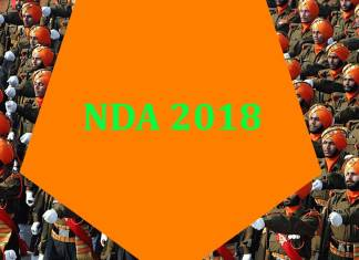 NDA 2018 Exam Dates, NDA 2018 Vacancy, NDA 2018 Examination Centres, NDA 2018 Eligibility Criteria, NDA 2018 Age Limits, NDA 2018 Educational Qualifications, NDA 2018 Physical Standards, NDA 2018 FEE, NDA 2018 Form, NDA 2018 Results , NDA 2018 Selection Procedure, NDA 2018 examination patterns, NDA 2018 Syllabus, NDA Pay Scale