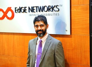 EdGE Networks CEO Arjun Pratap