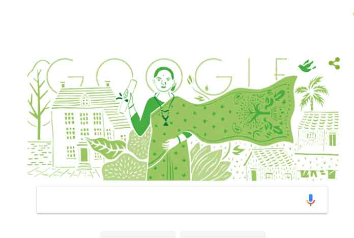 Google Doodle celebrates 153rd birthday of Anandi Gopal Joshi, first Indian lady doctor