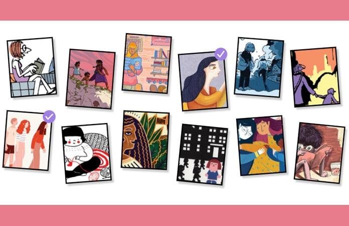 Google, Google Doodles, International Women's Day