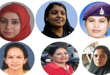 International Women's Day, India's Most Powerful Women, Mehvish Mushtaq, Mumtaz Kazi, Pallavi Fauzdar, Smita Tandi, Subha Varier. G, Anoyara Khatun