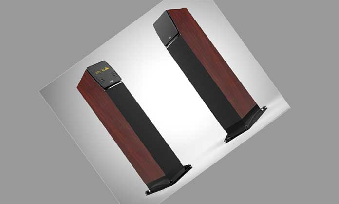 TH DKN80, JVC Tower Speaker TH DKN80, JVC Tower Speaker TH DKN80 Review