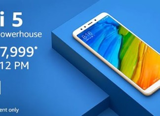 Redmi 5, Redmi Note 5, Redmi Note 5 Pro sales will go live at 12 pm on Friday. As informed by the company, the Redmi 5 series will be sold at Amazon India and Mi.com. On the other hand, Redmi Note 5 and Redmi Note 5 Pro will be exclusively available at Flipkart and Mi.com.