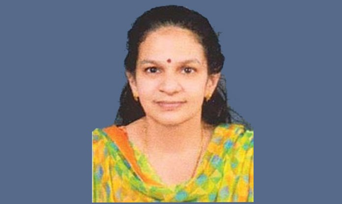 Subha Varier. G: ISRO's video lady