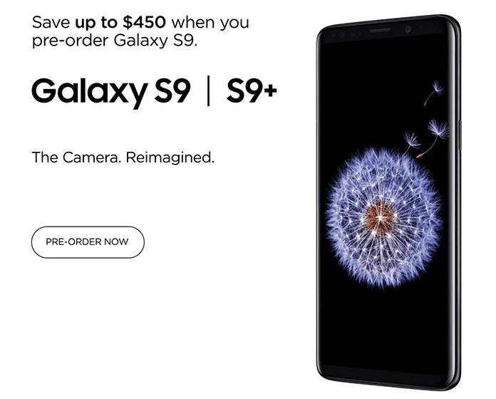 Samsung Galaxy S9, Samsung Galaxy S9+, Samsung, Galaxy S9 Price, Galaxy S9 Features, Galaxy S9 Specs