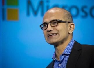 Satya Nadella, Satya Nadella Email to Microsoft Employees, Microsoft