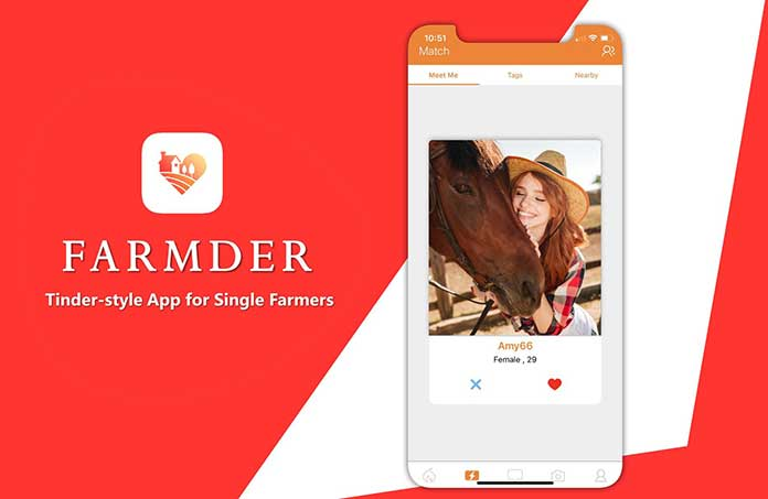 Now, Tinder style app Farmder for single farmers: Here's why it make sense