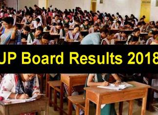 UP Board Results 2018 Latest Updates: Date, Time and how to check