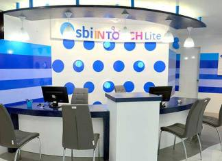Company said that the project which is in the pilot phase uses Dimension Data solutions in the sbiINTOUCH branches spread across 21 states and 60 sites