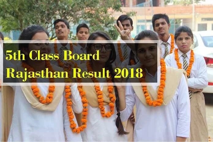 Now, all the students who had appeared for 5th class board Rajasthan exam can go to the official website of the board – education.rajasthan.gov.in – to check 5th Class Board Rajasthan Result 2018.