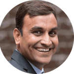 Nilesh Jain, Vice President – South East Asia and India, Trend Micro