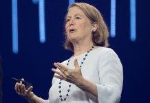 Google Cloud CEO Diane Greene. (Photo: TechObserver)