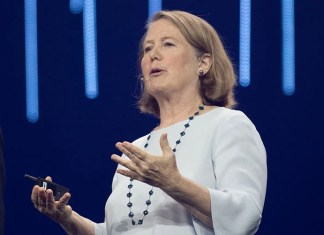 Google Cloud CEO Diane Greene. (Photo: TechObserver)