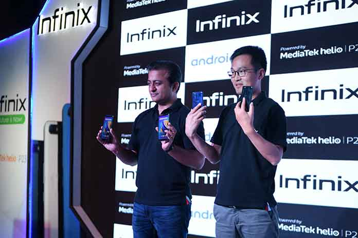 Infinix Note 5 launched with Google Android One, 4500mAh battery: Price starts at Rs 9,999