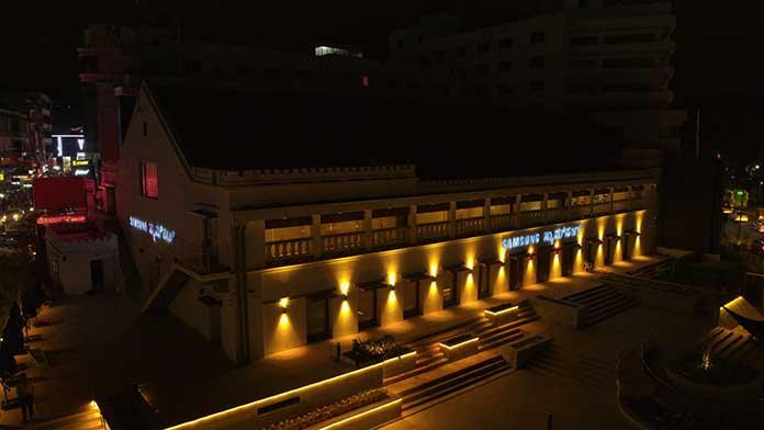 Bangalore iconic Opera House on Brigade Road