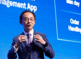 AI should be introduced to reduce operator OPEX: Huawei's Ryan Ding