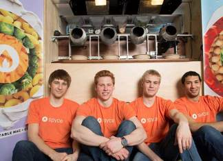 Robotic kitchen startup Spyce raises $21 million in series A financing