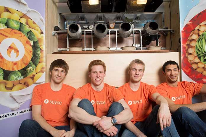 Robotic kitchen startup Spyce raises $21 million in series A financing