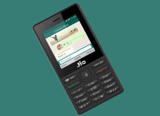 WhatsApp for JioPhone will be similar to other platform.