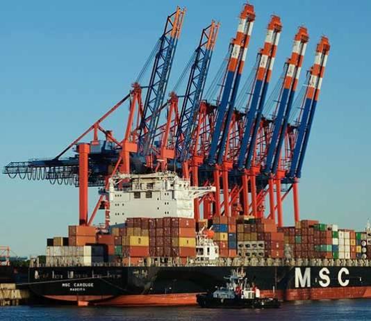 Shipping, Logistics, Indian Ports, Cargo