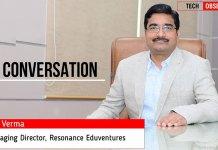 R K Verma, Managing Director, Resonance Eduventures