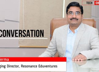 R K Verma, Managing Director, Resonance Eduventures