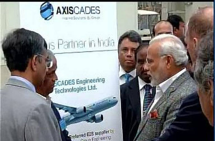 AXISCADES Aerospace & Technologies Private Limited is a niche technology company focused on high-end strategic technologies for the aerospace and defense domain