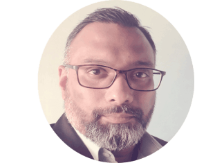Srinivasan Rengarajan, VP & Global Head - Data Science and Analytics, 3i Infotech