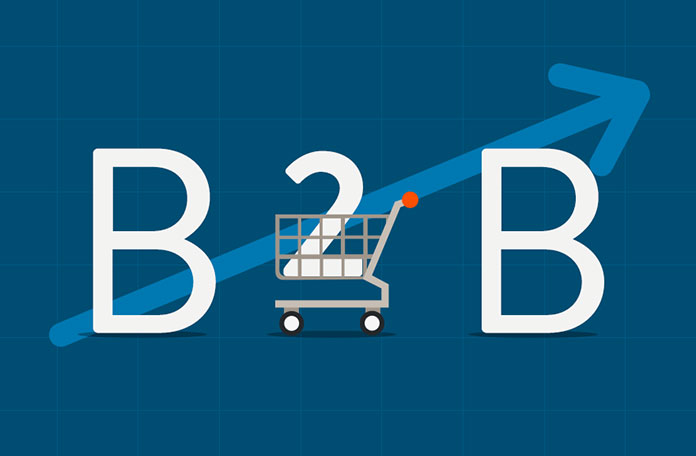 Some of the major drivers propelling B2B e-commerce growth in India are the increased usage of mobile platforms