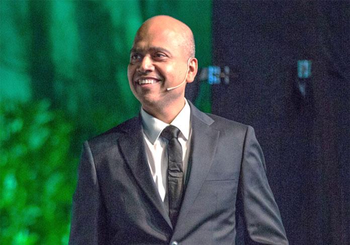 Gunjan Srivastava, MD & CEO, BSH Household Appliances