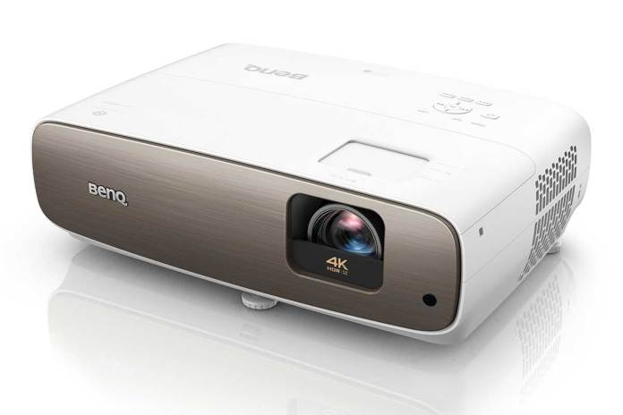 BenQ has launched CinePrime W5700 and W2700 DLP projectors for home users priced at Rs 2.49 lacs and Rs. 2.99 lacs.
