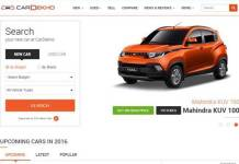 Online car search startup CarDekho has raised $110 million in a Series C funding, with investments from Sequoia India, Hillhouse, CapitalG (Alphabet growth investment arm) and Axis Bank.